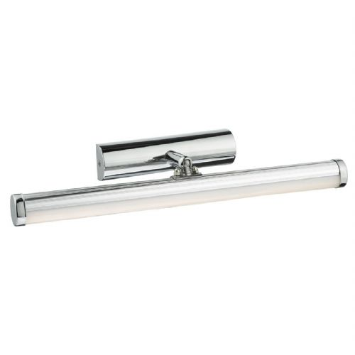 Sydney Bathroom Light Polished Chrome White Led IP44 Small (Class 2 Double Insulated) BXSYD6650-17